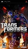 PSP GAME - Transformers Revenge of the Fallen (ΜΤΧ)