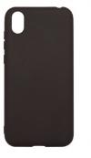 Θήκη ματ TPU σιλικονη μαλακή πίσω κάλυμμα για HUAWEI Y5 2019 Μαύρο (oem)