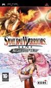 Samurai Warriors: State of War (PSP) MTX