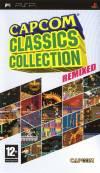 PSP GAME - Capcom Classics Collection Remixed (MTX)