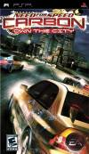PSP GAME - Need For Speed Carbon Own The City