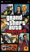 PSP GAME - Grand Theft Auto: Chinatown Wars