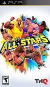 PSP GAME - WWE All Stars (MTX)