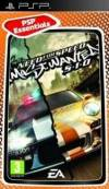PSP GAME - NEED FOR SPEED MOST WANTED essentials