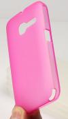 Θήκη TPU Gel για Alcatel One Touch Tribe OT-3040D Ρόζ (OEM)
