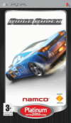 PSP GAME - RIDGE RACER  PLATINUM