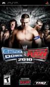 PSP GAME - WWE Smackdown vs Raw 2010 (MTX)