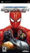 PSP GAME - Spider-Man: Web of Shadows