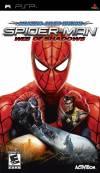 PSP GAME - Spider-Man Web of Shadows (MTX)