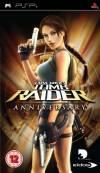 PSP GAME - Tomb Raider: Anniversary (MTX)