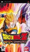 PSP GAME - Dragon Ball Z Shin Budokai Essentials