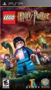 PSP GAME - LEGO HARRY POTTER (MTX)
