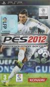 PSP GAME - Pro Evolution Soccer 2012 (MTX)