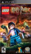 PSP GAME - LEGO Harry Potter: Years 5-7