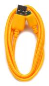 Καλώδιο σύνδεσης Κορδόνι Ancus USB σε Micro USB Κίτρινο