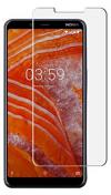 Προστατευτικό οθόνης Tempered Glass για Nokia 3.1 PLUS ΔΙΑΦΑΝΟ (OEM)