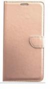 Δερμάτινη Θήκη Πορτοφόλι για Xiaomi Redmi Mi8 Pro Ροζ Χρυσό - (oem)