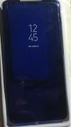 Θήκη Book Clear View για Xiaomi Redmi Mi 9T / K20 Pro - Σκούρο Μπλε (ΟΕΜ)
