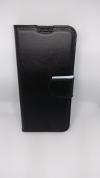 Δερμάτινη Θήκη Wallet με κούμπωμα Για Xiaomi Redmi 8 - Μαύρη (OEM)