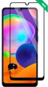 Προστατευτικό οθόνης Tempered Glass 9H-9D για Samsung Galaxy A31  πλήρους κάλυψης - full glue black (oem)