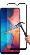 Samsung Galaxy A20E  Προστασία Οθόνης Tempered Glass 9H 0.26mm 3D FULL GLUE ΜΑΥΡΟ (ΟΕΜ)