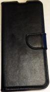 Δερμάτινη Θήκη Βιβλίο με κούμπωμα Για Xiaomi Redmi Note 8 Pro - Μαύρη (OEM)
