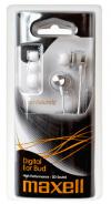 Maxell DrumSoundz Ακουστικά Λευκό HP-CN40-WH
