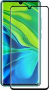 Τζαμάκι Full Side Glue Cover Tempered Glass Xiaomi Note 10 Black (OEM)