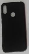 Θήκη Ultra Thin TPU GEL για  Honor 8A (2019) / Huawei Y6 (2019)σε μαυρο χρώμα (OEM)