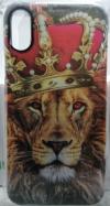 Θήκη Πίσω Κάλυμμα hard cover για το iPhone 6/6s Λιονταρι(OEM)