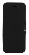 Μπαταρία Ενσωματωμένη σε Θήκη Flip Apple iPhone 5/5S Μαύρο 2400mAh