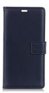 Δερμάτινη Θήκη Πορτοφόλι με κούμπωμα για Xiaomi Redmi Mi 9T / Pro - Μπλε (oem)