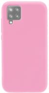 Eύκαμπτη TPU θήκη Samsung A42 5G - Ροζ Παστελ (OEM)