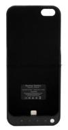 Μπαταρία Ενσωματωμένη σε Θήκη Apple iPhone 5/5S Μαύρο 2200mAh