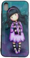 Hard Back Cover Case SANTORO Lonton Gorjuss Girl for iPhone XR (OEM)