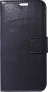 Δερμάτινη Θήκη Πορτοφόλι με κούμπωμα για Xiaomi Redmi Mi 9T / Pro - Μαύρο (oem)