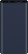 Xiaomi Mi Powerbank 10000mAh 2S - Μαύρο