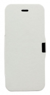 Μπαταρία Ενσωματωμένη σε Θήκη Flip Apple iPhone 5/5S Λευκό 2400mAh