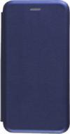 Θήκη Book Case για Xiaomi Redmi Note 8 - Σκούρο Μπλε (ΟΕΜ)