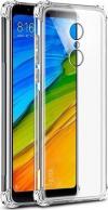 Θήκη TPU Shockproof Slim για Xiaomi Redmi 5 - διάφανη (OEM)