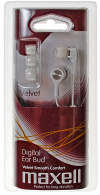 Maxell Velvet Smooth Comfort Ακουστικά Λευκό HP-CN30-WH