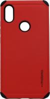 Θήκη Motomo TPU για Xiaomi Redmi Note 6 - Κόκκινο (OEM)
