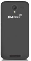 Αυθεντικό Πίσω Καπάκι για MLS Color 4G - Μαύρο