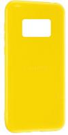 Θήκη ματ tpu σιλικονη μαλακή πίσω κάλυμμα για XIAOMI POCO X3 κιτρινο (oem)