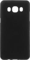 Θήκη Σιλικόνης για Samsung Galaxy J5 (2016) Μαύρη Glossy (OEM)
