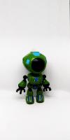 Έξυπνο robot παιχνίδι για παιδιά με αισθητήρα αφής - Πράσινο (ΟΕΜ)