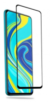 Full Face  Full Glue Αντιχαρακτικό Γυαλί 11H Tempered Glass for Xiaomi Redmi NOTE 9S / 9 PRO Black (oem)