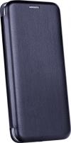 Θήκη Book Case για Xiaomi Mi Note 10 / Note 10 Pro - Blue Black (ΟΕΜ)