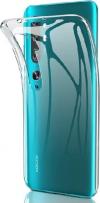 iS Θήκη Σιλικόνης TPU backcover 2mm Xiaomi Mi Note 10 / CC9 Pro - Διαφανές