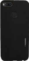 Θήκη Motomo Matte Thin TPU για Xiaomi Mi A1 / Mi 5X - Μαύρο (OEM)